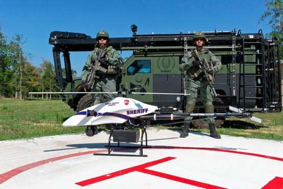 Drones In Washington DC